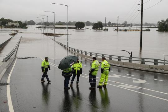 Úc trong vòng xoáy thời tiết cực đoan - Ảnh 1.