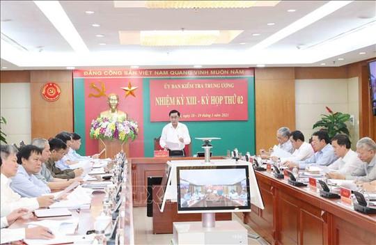 Yêu cầu Ban Thường vụ Tỉnh ủy Vĩnh Phúc thu hồi quyết định sai về công tác cán bộ - Ảnh 1.