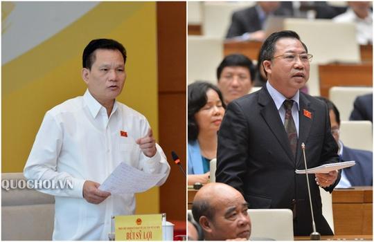 Đề xuất ông Bùi Sỹ Lợi, Lưu Bình Nhưỡng là trường hợp đặc biệt ứng cử Đại biểu Quốc hội khoá XV - Ảnh 1.