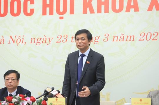 Lần đầu tiên đương kim Thủ tướng được giới thiệu bầu làm Chủ tịch nước - Ảnh 2.