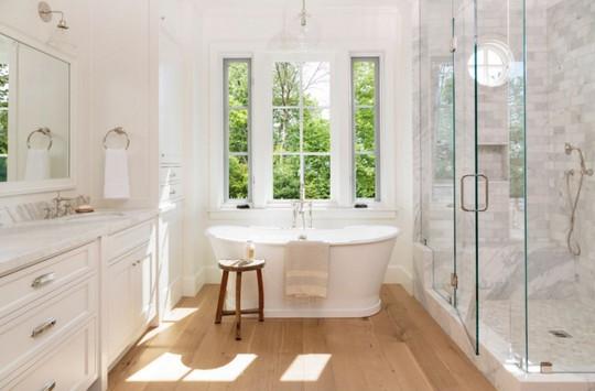 10 lời khuyên để có phòng tắm lung linh như ở spa - Ảnh 9.