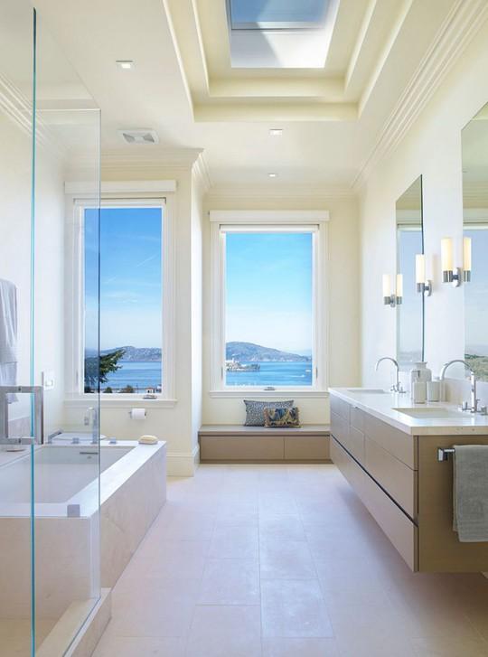 10 lời khuyên để có phòng tắm lung linh như ở spa - Ảnh 10.
