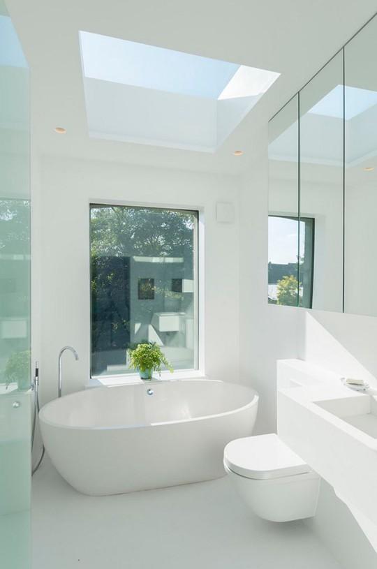 10 lời khuyên để có phòng tắm lung linh như ở spa - Ảnh 4.