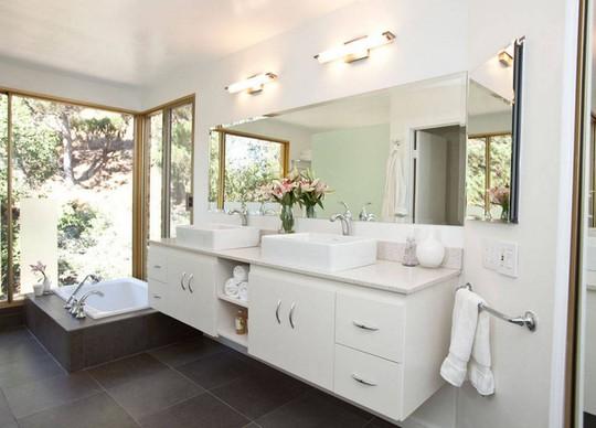 10 lời khuyên để có phòng tắm lung linh như ở spa - Ảnh 5.