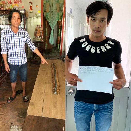 Công an Tiền Giang thông báo tìm nạn của băng xã hội đen Cu Nhứt - Ảnh 2.