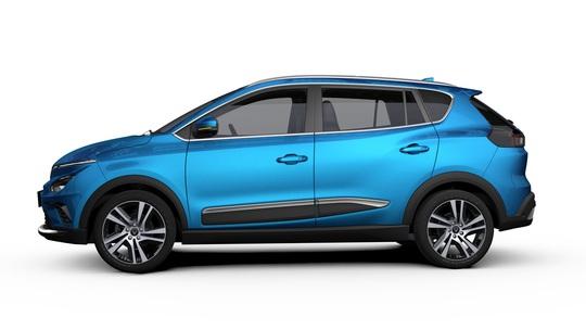 VinFast mở bán mẫu ô tô điện đầu tiên với mức giá 690 triệu đồng - Ảnh 4.