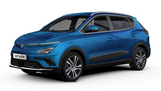 VinFast mở bán mẫu ô tô điện đầu tiên với mức giá 690 triệu đồng - Ảnh 7.