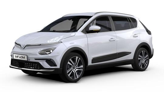 VinFast mở bán mẫu ô tô điện đầu tiên với mức giá 690 triệu đồng - Ảnh 8.
