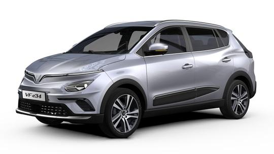 VinFast mở bán mẫu ô tô điện đầu tiên với mức giá 690 triệu đồng - Ảnh 10.