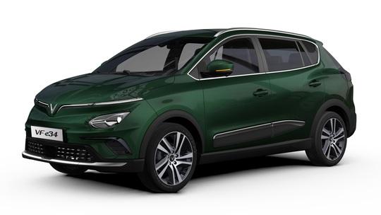 VinFast mở bán mẫu ô tô điện đầu tiên với mức giá 690 triệu đồng - Ảnh 11.