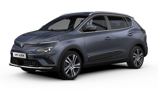 VinFast mở bán mẫu ô tô điện đầu tiên với mức giá 690 triệu đồng - Ảnh 13.
