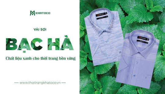 Khatoco và hành trình thời trang bền vững - Ảnh 2.