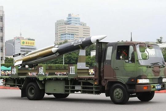 Đài Loan củng cố kho tên lửa tầm xa - Ảnh 1.