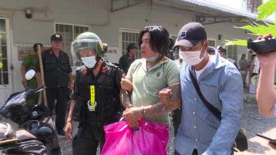 CLIP: Hành trình triệt phá băng nhóm tội phạm đặc biệt nghiêm trọng ở Tiền Giang - Ảnh 5.