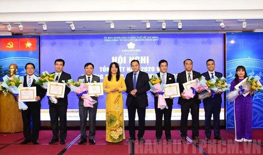 Saigontourist Group đạt doanh thu 9.202 tỉ đồng trong năm 2020 - Ảnh 1.