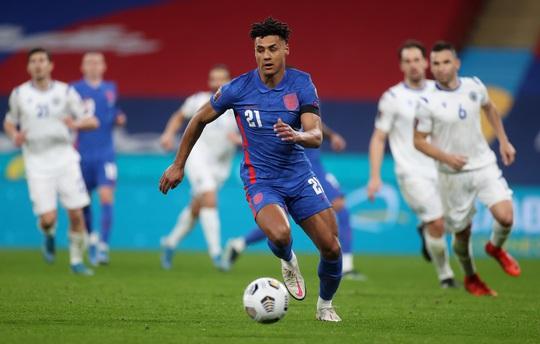 Dội mưa bàn thắng ở Wembley, tuyển Anh vùi dập tí hon San Marino - Ảnh 1.