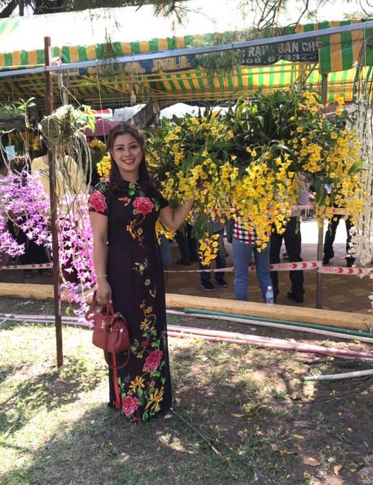 Chủ vườn lan Hằng Nguyễn: Từ bỏ nghiệp giáo để lập nghiệp với hoa lan - Ảnh 4.