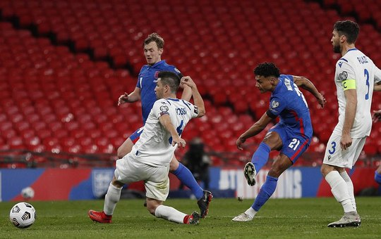 Dội mưa bàn thắng ở Wembley, tuyển Anh vùi dập tí hon San Marino - Ảnh 5.