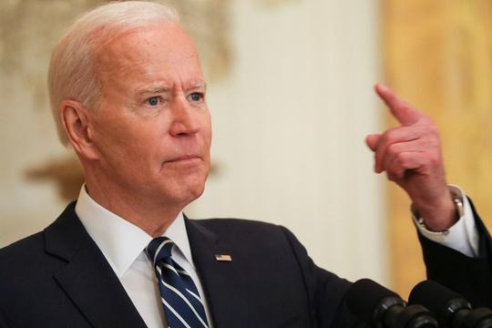 Tổng thống Joe Biden: Tôi nhớ ông Trump! - Ảnh 1.