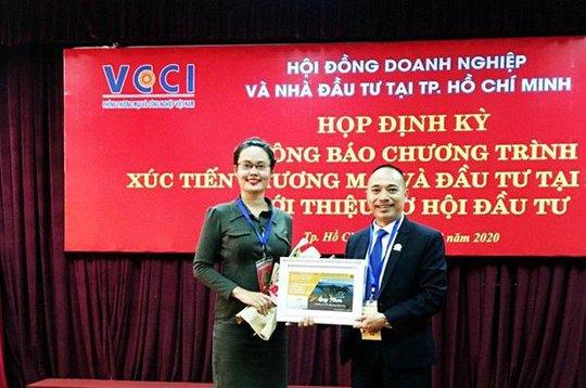 """Bùi Quang Hải - Tổng giám đốc công ty Cổ phần TMQT HBC - """"thách thức tạo nên bứt phá"""" trong kinh doanh - Ảnh 1."""