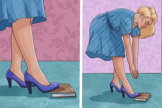 Những tác hại của việc đi giày cao gót thường xuyên - Ảnh 10.