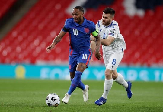Dội mưa bàn thắng ở Wembley, tuyển Anh vùi dập tí hon San Marino - Ảnh 2.