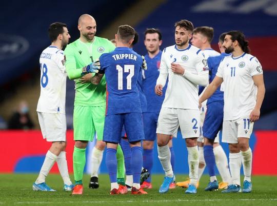 Dội mưa bàn thắng ở Wembley, tuyển Anh vùi dập tí hon San Marino - Ảnh 7.