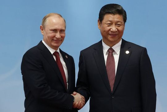 Tổng thống Biden nêu điểm chung giữa ông Tập và ông Putin - Ảnh 1.