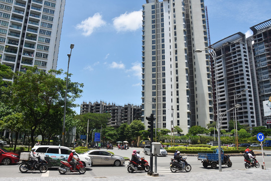 Ngân hàng đem đấu giá khoản nợ gần 500 tỉ đồng của công ty bất động sản - Ảnh 1.