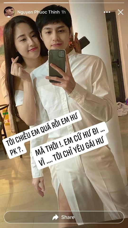 Noo Phước Thịnh nói gì về mối tình với hoa hậu Mai Phương Thúy? - Ảnh 4.
