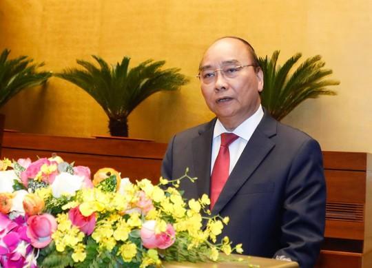 Thủ tướng Nguyễn Xuân Phúc: Đất nước đã đạt được những thành tựu to lớn sau 35 năm đổi mới - Ảnh 1.
