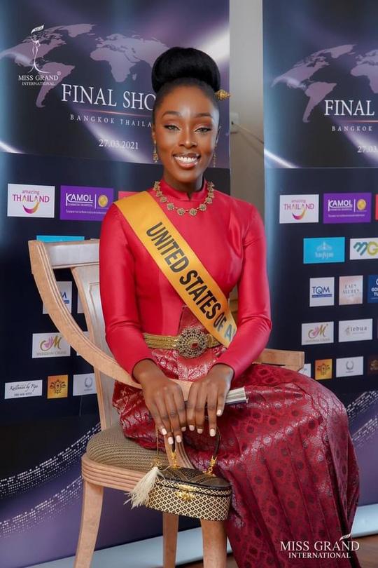 Cận cảnh nhan sắc Hoa hậu vừa đăng quang Miss Grand 2020 - Ảnh 8.