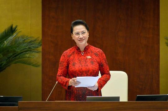 Hôm nay miễn nhiệm Chủ tịch Quốc hội và bầu Chủ tịch Quốc hội mới - Ảnh 1.