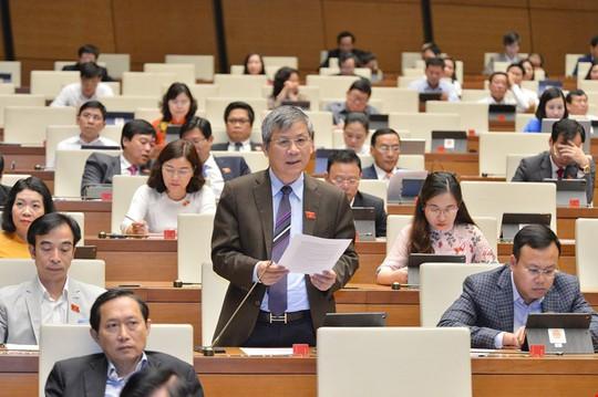 Đại biểu Quốc hội cảm động về hình ảnh của Tổng Bí thư, Chủ tịch nước - Ảnh 1.