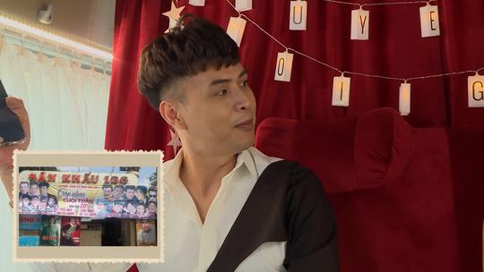 Hồ Quang Hiếu tiết lộ vì sao phải đổi nghệ danh đến... 7 lần - Ảnh 1.