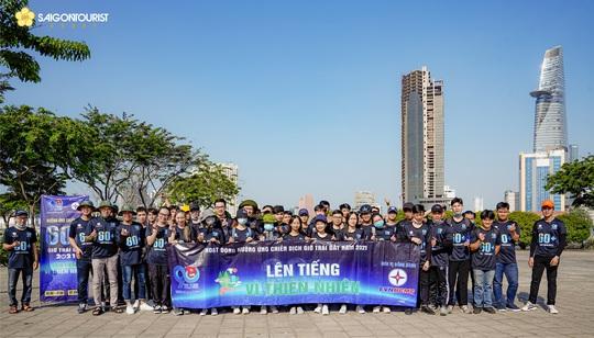 Saigontourist Group hưởng ứng Giờ Trái đất 2021 - Ảnh 2.