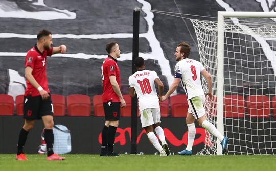Harry Kane ghi dấu ấn 500 ngày, tuyển Anh thắng đậm vòng loại World Cup - Ảnh 3.
