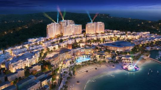 Tương lai đô thị Phú Quốc nhìn từ Sun Grand City Hillside Residence - Ảnh 3.