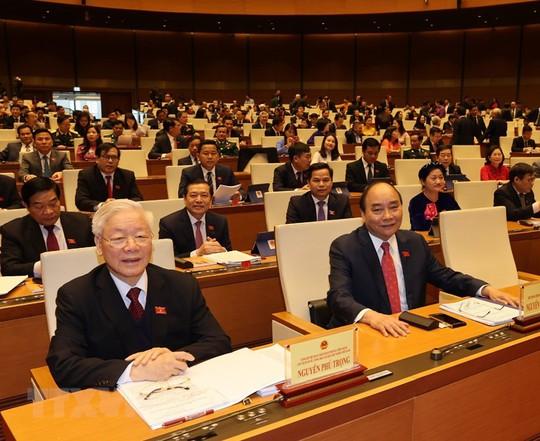 Đại biểu Quốc hội cảm động về hình ảnh của Tổng Bí thư, Chủ tịch nước - Ảnh 2.