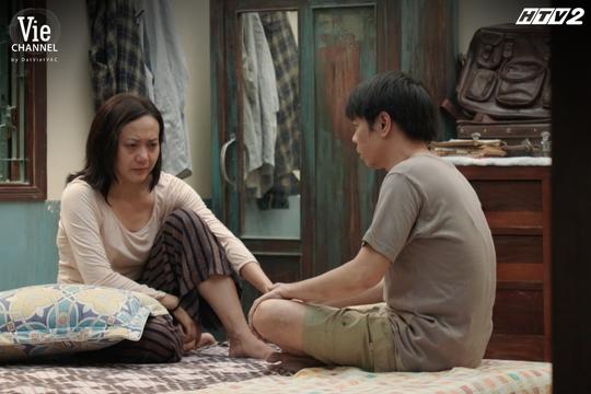 Hồng Ánh làm vợ Thái Hòa trong phim Cây táo nở hoa - Ảnh 1.
