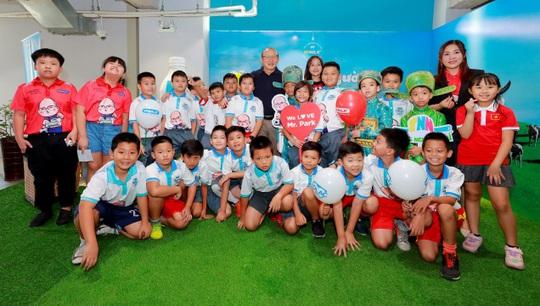 Lần đầu tiên thị trường sữa có sản phẩm mang tên HLV Park Hang Seo - Ảnh 1.