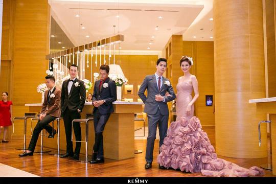 Top 5 địa chỉ may vest cưới nổi tiếng tại TP HCM - Ảnh 2.