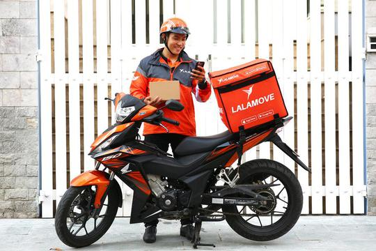 Ứng dụng Lalamove giao hàng siêu tốc dành cho doanh nghiệp vừa và nhỏ - Ảnh 2.
