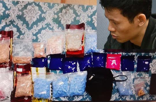 Bệnh nhân mua bán ma túy, rủ gái dịch vụ bay lắc trong Bệnh viện Tâm thần Trung ương I - Ảnh 1.
