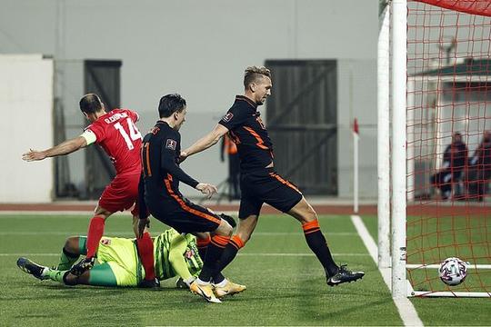 Bỉ và Hà Lan dội mưa 15 bàn thắng tại vòng loại World Cup - Ảnh 6.