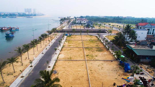 Quảng Bình siết chặt tình trạng cò đất, bong bóng bất động sản - Ảnh 1.