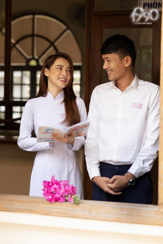 Diễm My 9X, Nhã Phương, Lan Ngọc sánh đôi Mạc Văn Khoa, Quang Tuấn, Hải Nam - Ảnh 5.