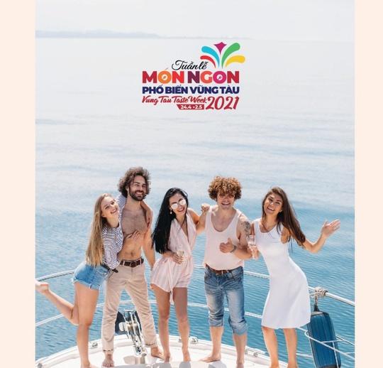 Hơn 100 gian hàng tại Tuần lễ món ngon phố biển Vũng Tàu 2021 - Ảnh 3.