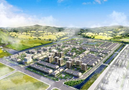 Khu đô thị The New City Châu Đốc: Dự án có vị trí đắc địa tại An Giang - Ảnh 1.
