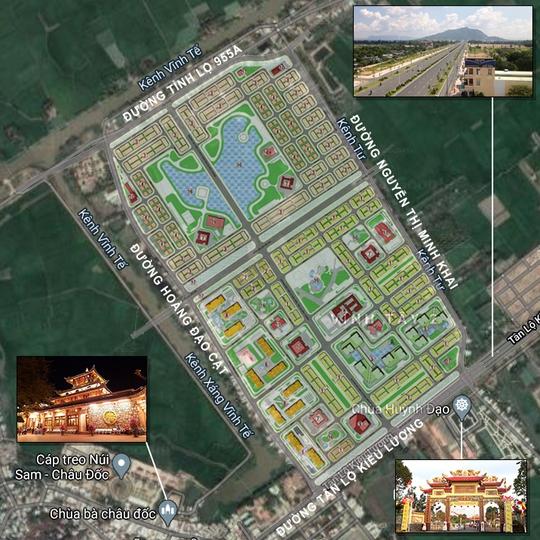 Khu đô thị The New City Châu Đốc: Dự án có vị trí đắc địa tại An Giang - Ảnh 2.